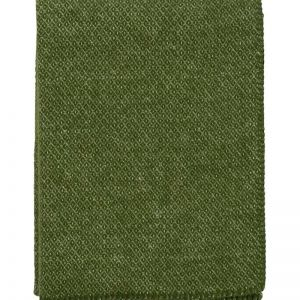 Peak Wool Blanket | Green