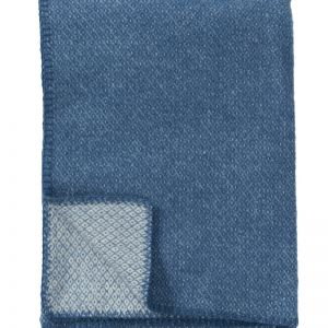 Peak Wool Blanket | Petrol