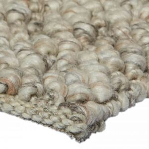 Pebble Wool Rug | Pearl