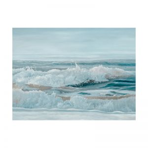 Pebbly Beach | Canvas Print