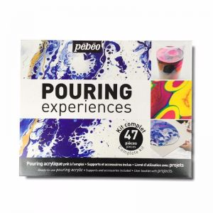 Pebeo Pouring Paint | Complete Set 47pc