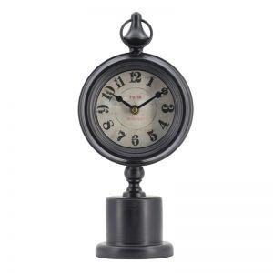 Pedestal Desk Clock