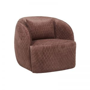 Penelope Quilted Occasional Chair
