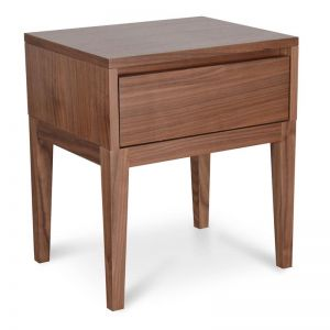Penley Bedside Table | Walnut | Interior Secrets