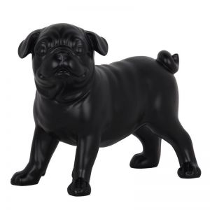 Penny The Standing Pug Sculpture | CLU Living