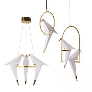 Perch Pendant Light Chandelier Replica | Various Sizes | PRE-ORDER