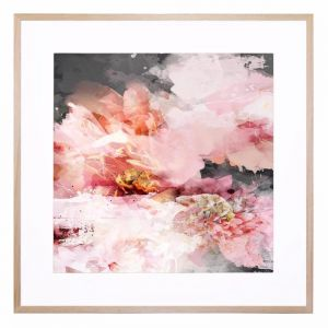 Petalia Blooms | Framed Print By United Interiors