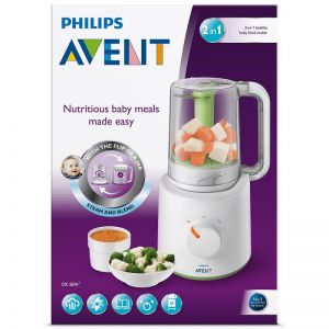Philips Avent | Combined Steamer & Blender