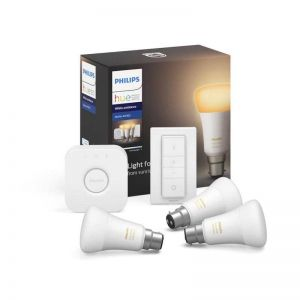 Philips Hue Auto Bluetooth Starter Kit White Ambience