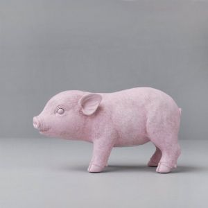 Pig Money Box | Pink | White Moose