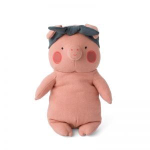 Piggy Ali with Scrunchie