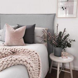 Pillay Warwick Fabric Upholstered Bedhead | Custom Made by BedsAhead | KING SIZE