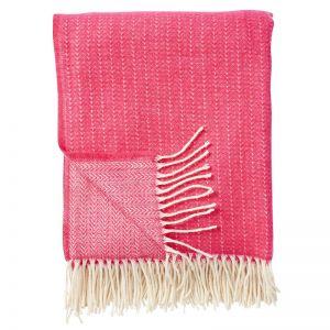Pin Stripe Blanket | Pink