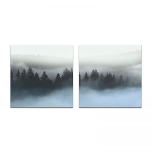 Pine Mist | Canvas or Print by Photographers Lane