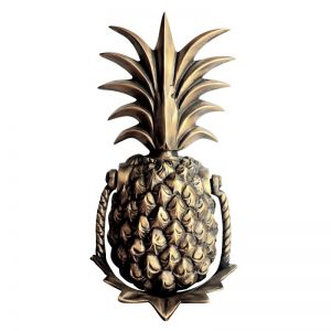 Pineapple Door Knocker (Antique Finish)
