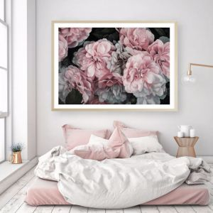 Pink Blooms Premium Art Print (Various Sizes)