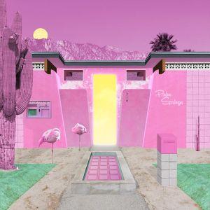 Pink Door | Unframed Limited Edition Print