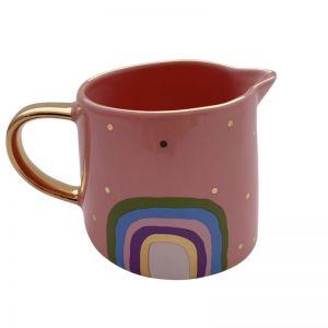 Pink Mini Rainbow Jug