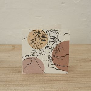 Plantable Cards on Handmade Recycled Paper l Kesha