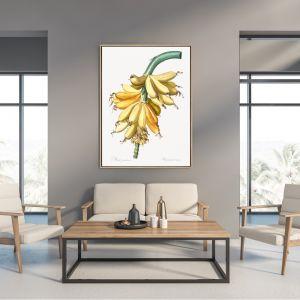Plantation | Drop Shadow Framed Wall Art