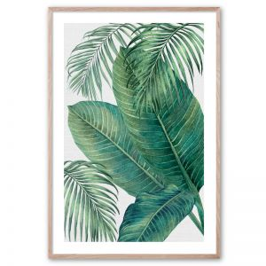 Plantation Green #3 | Framed Giclee Art Print