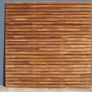 Plantation Hardwood Panel