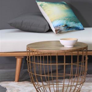 Pluto Side Table by SATARA