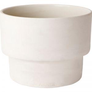 Podium Pot | Large | Black or White | By Zakkia