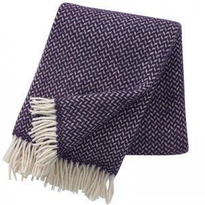 Polka Blanket Lilac