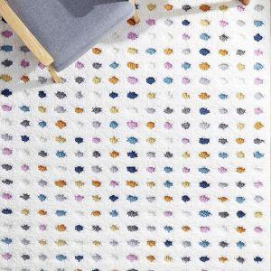 Polka Rug | Multi Colour