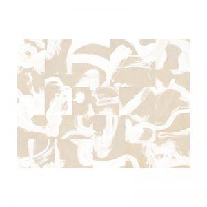 Pompeii White | Canvas Print