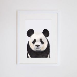 Pongo the Panda   Giclee Print   by For Me By Dee