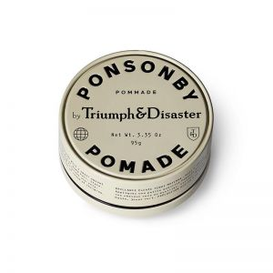 Ponsonby Pomade | 95g Tin | by Triumph & Disaster