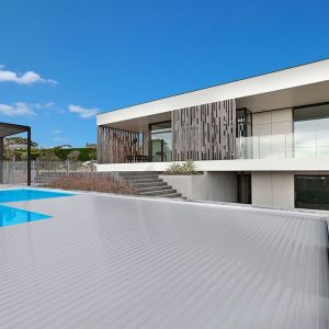 Pool Cover | Automatic Security Cover | Sunbather