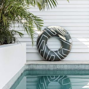 Pool Float | Abstract Oversized