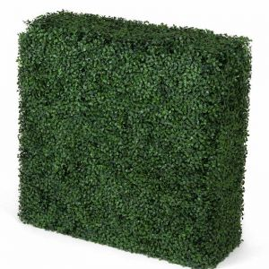 Portable Boxwood Hedge | UV Resistant | 75cm x 75cm