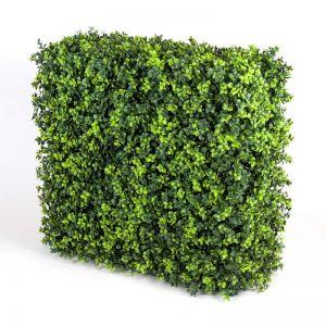 Portable Elm Hedge | UV Resistant | 75cm x 75cm
