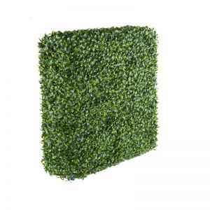 Portable UV Artificial Hedge Plant Jasmine | 75cm x 75cm
