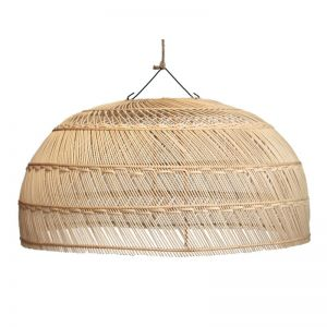 Portsea Rattan Pendant | by Raw Decor