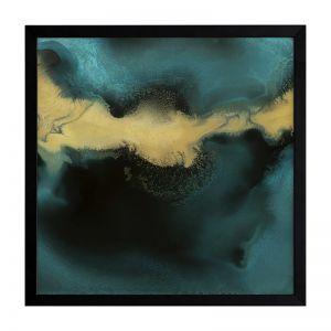 Poseidon I | Framed Art Print