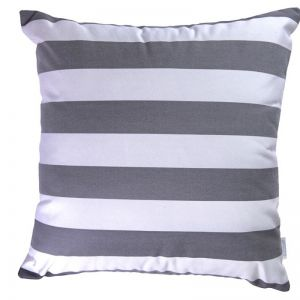 Positano Grey | Sunbrella Fade and Water Resistant Outdoor Cushion | Outdoor Interiors