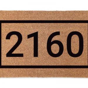 Postcode Doormat | Customised