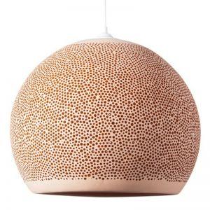 Pott Project Clay Pendant | Sponge Up | Sponge Up - Medium - Terracotta