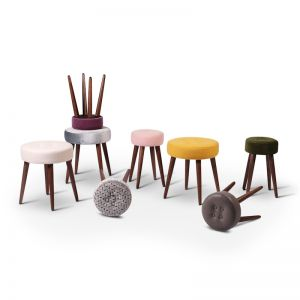 Pouco Stool - Small | Made to Order