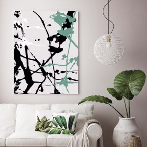 Powerful Two | Canvas Wall Art by Beach Lane
