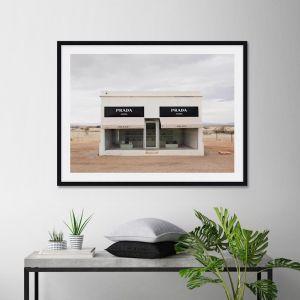Prada Marfa | Unframed Art Print