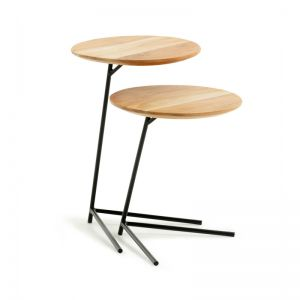 PRE-ORDER - August Arrival | Asha Timber Side Table