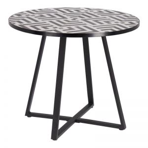 PRE-ORDER - August Arrival | Tella Mosaic Table | 90 cm