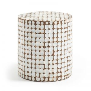 PRE-ORDER - January Arrival | Coconut Side Table