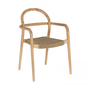 PRE-ORDER  - March Arrival | Sheryl Beige Chair